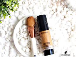review black opal pore perfecting liquid foundation new kid on the block