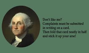 George Washington Famous Quotes Enchanting 48 George Washington Quotes Golfian