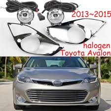 2015 Toyota Avalon Fog Light Assembly Us 66 5 5 Off 2013 2014 2015y Car Bumer Head Light For Toyota Avalon Fog Headlight Car Accessories Halongen Bulb 4300k Fog For Avalon Headlamp In
