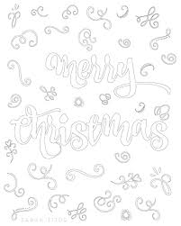 Grab this set of free printable cards today! Free Printable Christmas Coloring Sheets Sarah Titus From Homeless To 8 Figures
