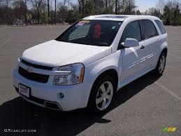 2008 Summit White Chevrolet Equinox Sport AWD #46777081 | GTCarLot ...