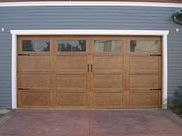 wood double garage door. Choice For Garage Door Styles With Sliding Doors Also Wood Double O