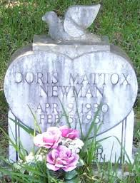 Doris Mattox Newman (1930-1951) - Find A Grave Memorial
