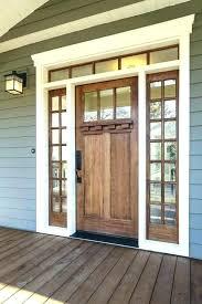 six panel front door entry glass replacement contemporary front door side panels