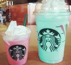 starbucks cotton candy frappuccino tumblr. Modren Starbucks Pink Starbucks Turquoise Whip Cream Cotton Candy Frap On Starbucks Cotton Candy Frappuccino Tumblr K
