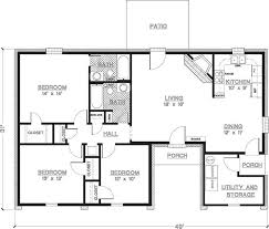 1000 sq ft single story house plans lovely 3 bedroom house plans 1000 sq ft beautiful