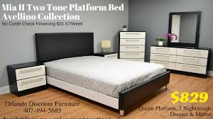 Orlando Bedroom Furniture Orlando Affordable Bedroom Sets Cazya Furniture