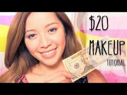 20 makeup challenge tutorial