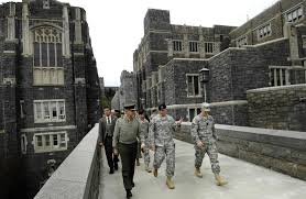my to the united states military academy west point page