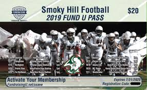 Download now and start earning Buff Cards Are Back Smoky Hill Touchdown Club