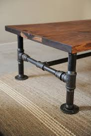 industrial looking furniture. turn some plumbing supplies and a couple of old planks into great rustic industrial style looking furniture v