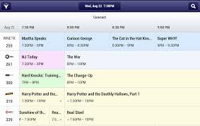 tv guide. tv guide old app