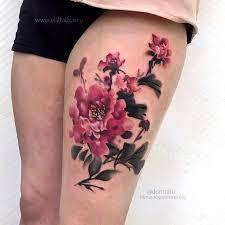 значение татуировки хризантема обозначение тату хризантема что