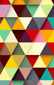 Triangle Design Wallpaper Wallpaper Triangle Texture Color Texture Geometric