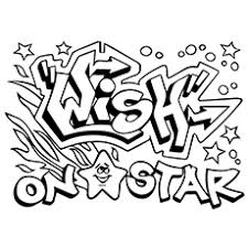Small Picture Top 10 Free Printable Graffiti Coloring Pages Online