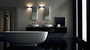 modern bathroom lighting fixtures coolmodern bathroom lighting style contemporary light black ceramic floor white bathtub