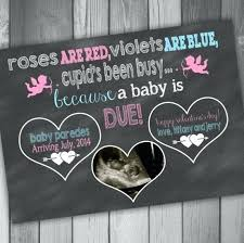 Free Pregnancy Announcement Templates Free Chalkboard Pregnancy Announcement Template Twin Signs
