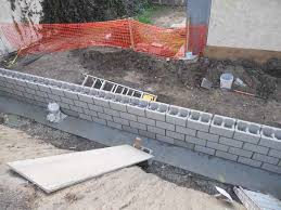 interior retaining walls cal retrofit within how to build a cinder block wall awesome building