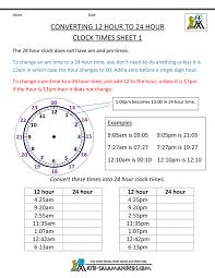 Measurement-Time - Grade 4