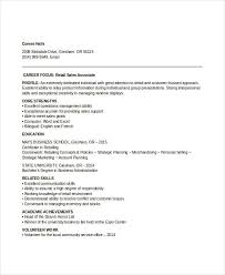 skills and ability resumes 18 professional sales resume templates pdf doc free premium