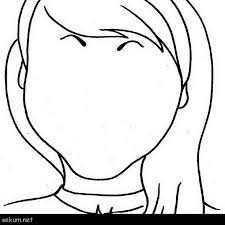 Blank Face Drawing Free Download Best Blank Face Drawing