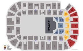 Massmutual Center Springfield Tickets Schedule Seating
