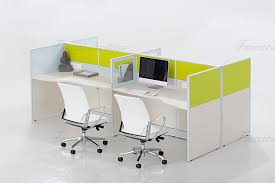 Office workstation desk Small Neo Slim Featherlite Workstations Office Modular Workstations Furniture Featherlite