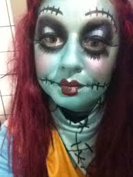 makeup ideas sally from nightmare before makeup sally nightmare before makeup u0026