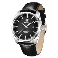 BENYAR BY-5163M Black Stainless Steel Watches Sale, Price ...