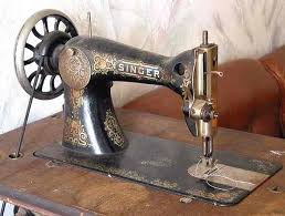 1st Sewing Machine