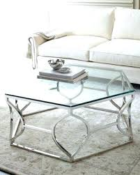 silver round coffee table small silver side table excellent brushed silver waves round glass coffee table