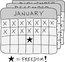 Calendar Countdown Days When You Need To Escape Build Your Own Countdown Clock The Art Of