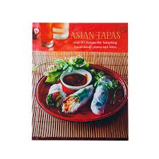 Kitchen Asian Tapas Recipe Book