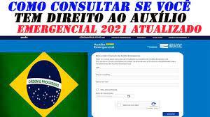 MEI COMO CONSULTAR AUXÍLIO EMERGENCIAL 2021 - YouTube