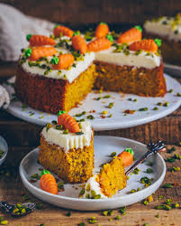 Carrot Cake Vegan Easy Recipe Bianca Zapatka Foodblog