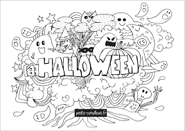 Coloriage Halloween Halloween Pinterest Coloriage Halloween