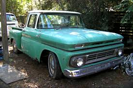 Teal Appeal: 1962 Chevrolet SWB truck