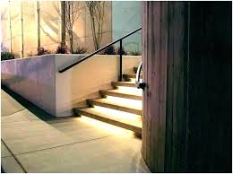 outdoor stairs lighting. Exterior Stairs Lighting Led Step Lights Indoor With Outdoor Prepare 49 U