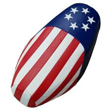 american flag scooter seat cover genuine buddy handmade