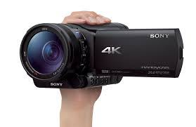 sony 4k camera. fdrax1000 review sony 4k camera o