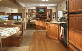 Travel trailers interior Fireplace Keystone Outback Travel Trailer Interior 270bh Model Airstream Keystone Outback Travel Trailer Roaming Times