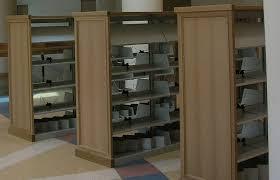 standard cantilever shelving