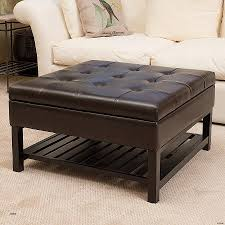 coffee tables new cream leather ottoman coffee table high