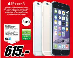 iphone 6 simlockvrij mediamarkt