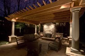 home naperville pergola lighting