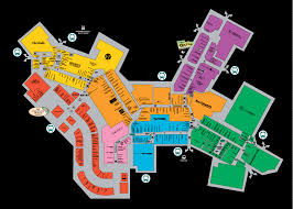 mall map for sawgrass mills® a simon mall  located at sunrise