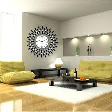 personalized large modern wall clock fashion mute electronic decoration wall clock quartz clock modern big wall