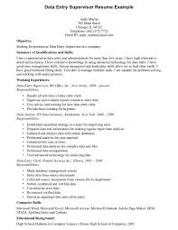 cover letter resume data entry duties sponsor letter sample for visa medical practice manager resume resumes resume for data entry