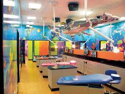 Pediatric Dentist Office Design Custom Decoration