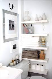 Wall Storage Bathroom Small Bathroom Decor Creative Storage Ideas Wicker Rattan Towel